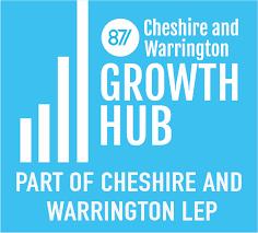 Cheshire and Warrington Growth Hub logo