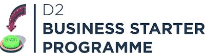 D2 Business Starter Programme logo