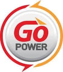 Go Power logo