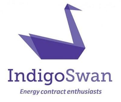 Indigo Swan logo