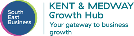 Kent and Medway Growth Hub logo