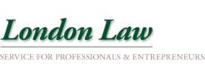 London Law logo