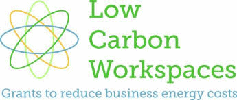 Low Carbon Workspaces logo