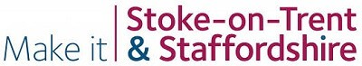 Make It Stoke-on-Trent and Staffordshire logo