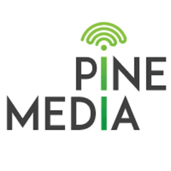 Pine Media logo