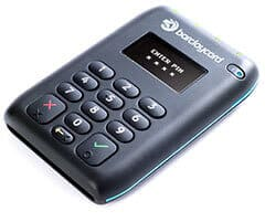 Barclaycard Anywhere card reader