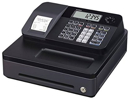 Casio SE-G1SB Cash Register
