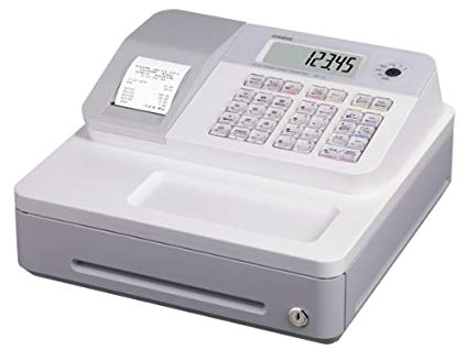 Casio Cash Register - White