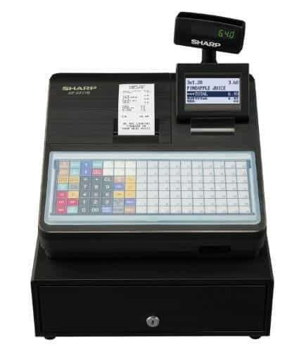 Sharp Cash Register XE-A217B