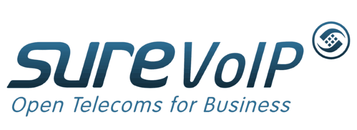 Surevoip Logo